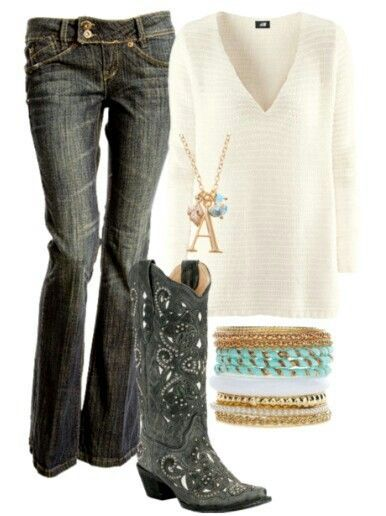 Country Clothing Style Country Clothes Fashion I Love