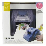 ConsumerCrafts Product Xyron Create A Sticker Machine - 2.5 inch