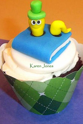 Teacher appreciation cupcake: Cupcakes Ideas, Teacher Appreciation, Teacher Cupcakes, Cupcakes Secret, Cupcakes Buckets, Awesome Cupcakes, Teacher Cakes, Fab Cupcakes, Appreciation Cupcakes
