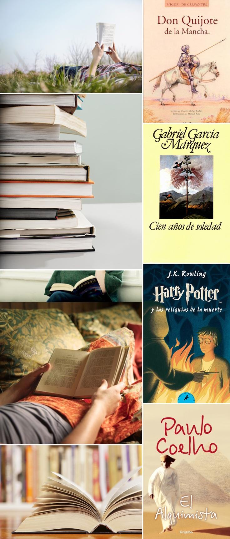 Este año: Tendré un espacio para organizar mis libros