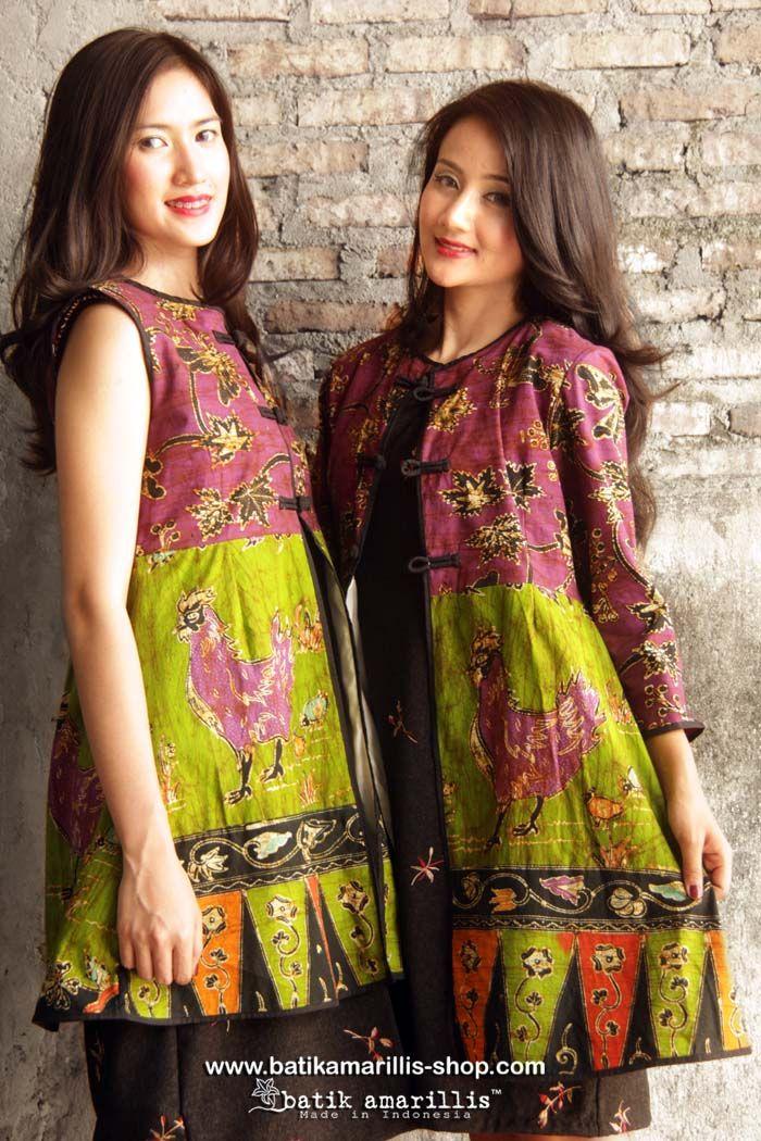www.batikamarillis-shop.com Batik Amarillis Made in Indonesia