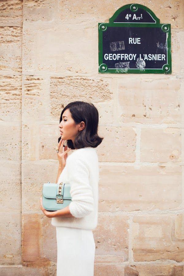 Fashion Inspiration | Nicole In Paris