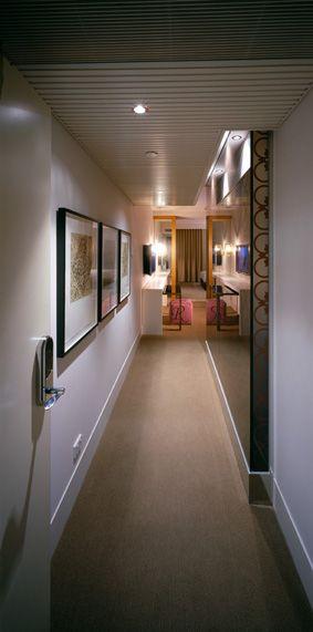 Premiere Suite Entrance