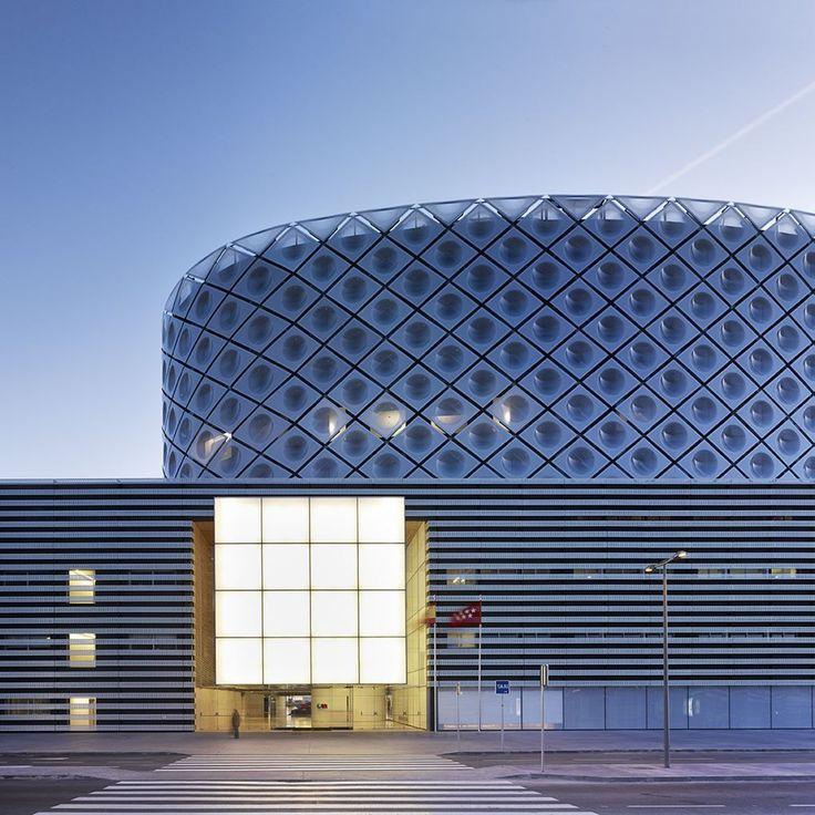 The Rey Juan Carlos Hospital In Móstoles, Madrid - Picture gallery