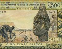 Senegal Francs banknotesArt and design inspiration from around the world – CreativeRoots