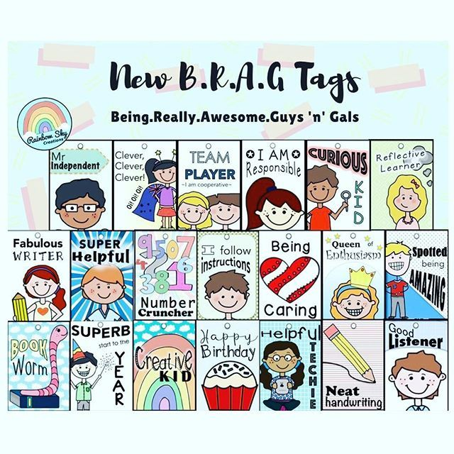 Are you a #aussieteacher and using brag tags? If not, this is a bandwagon to jump on... Such a fun positive #behaviormanagement strategy! We have been including them as a little bonus in our themed packs too!✖️Link to RSC #bragtags i