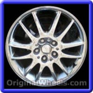 Chrysler 300M 1999 Wheels & Rims Hollander #2157A  #Chrysler #300 #Chrysler300M #1999 #Wheels #Rims #Stock #Factory #Original #OEM #OE #Steel #Alloy #Used