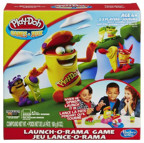 Plabarry y-Doh Launch Game for sale at Walmart Canada. Buy Toys online for less at Walmart.ca