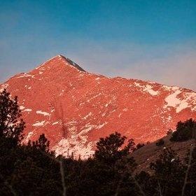 Horns, Sunrises and Ranges on Pinterest