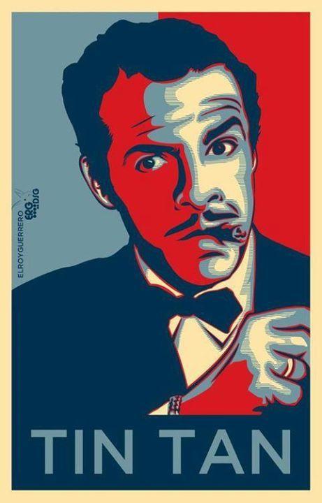 """El Buenazo de """"Tin Tan"""" (Estilo Obama)"""