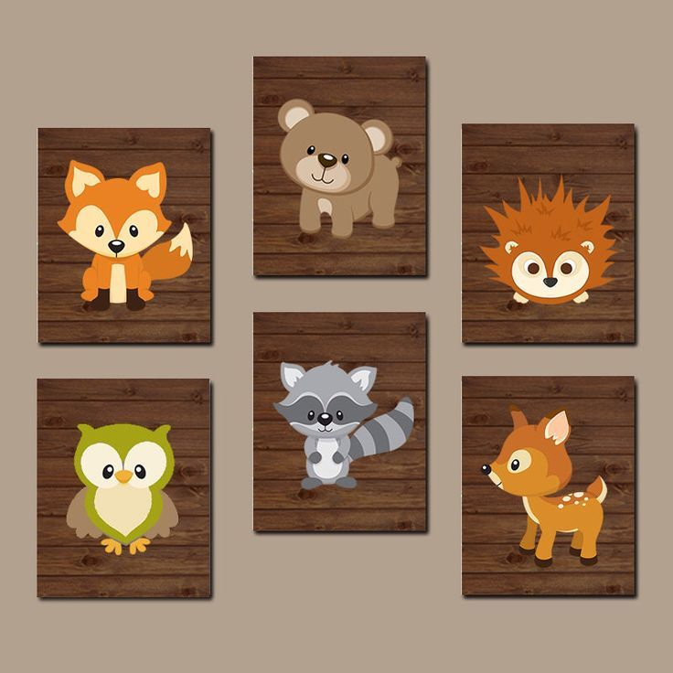 Boy Nursery Wall Decor best 20+ boy nursery art ideas on pinterest | woodland animal