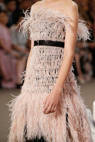 Chanel Fall 2015 Couture Collection - Vogue #chanel #couture #fashion