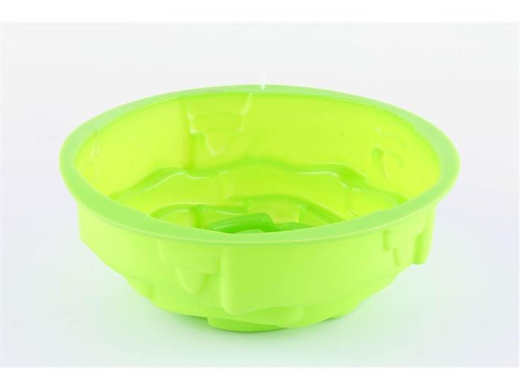 Yeşil Muffinform Silikon Büyük Kek Kalıbı -  - Mutfak - 11,90 TL | markapella