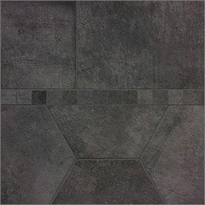 Marvel Nero. 16x24 hexagon, 12x24 and 2x2 mosaic. #happyhouse