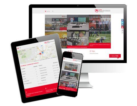 Der Landesverband der Freiwilligen Feuerwehren Südtirols zeigt sich mit einer neuen Webseite, programmiert von Raiffeisen OnLine. Die neuen Funktionen reichen von der geografischen Einsatz-Anzeige in den Bezirken und Zahlen in Echtzeit, über eine Online-Anmeldung zu Kursen und zur Feuerwehrausbildung, bis hin zum Login-Bereich für die Bezirksfeuerwehren, einer Mediathek und einer Mitfahrbörse.