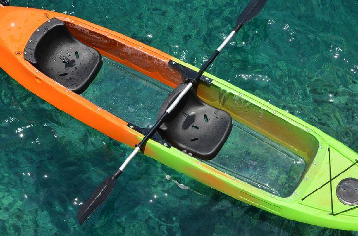 clear bottom kayaks lyf stile pinterest kayaks kid