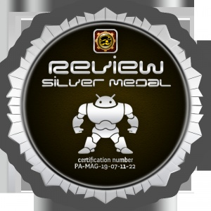 #22 Cranky Cat Review Silver Medal