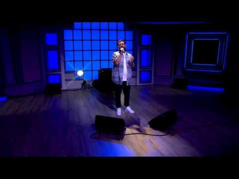 Watch Andrea Faustini perform 'I Didn't Know My Own Strength' live on QV...