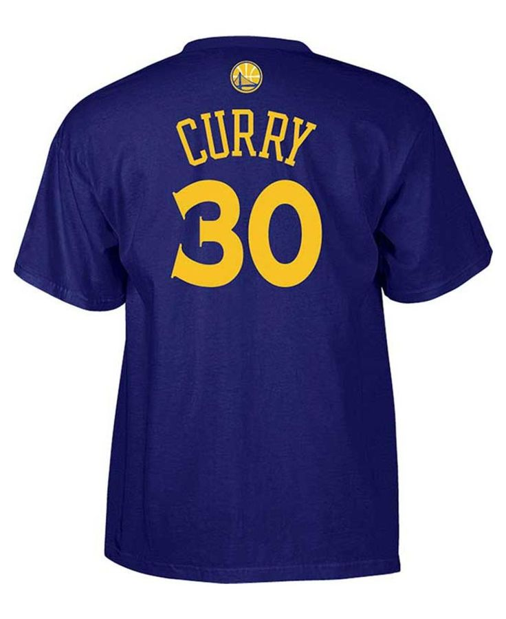 adidas Men's Golden State Warriors Stephen Curry Player T-Shirt