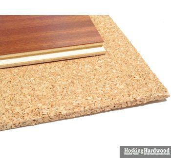 "Tools & Accessories: Underlayment  - Underlayments - Cork Underlayment  6mm (1/4"" thick)"
