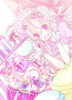 18 Best Images About Anime Pastel On Pinterest Anime