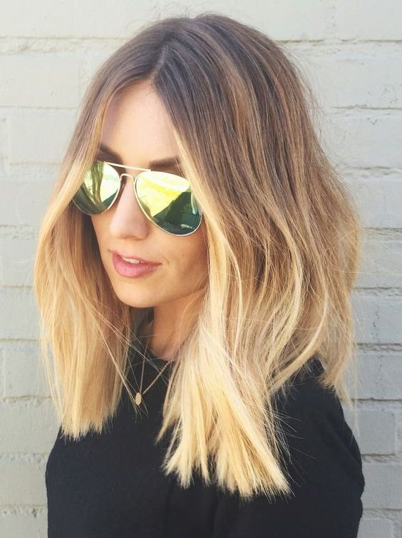 Mid-Length Chic Hairstyle 2017