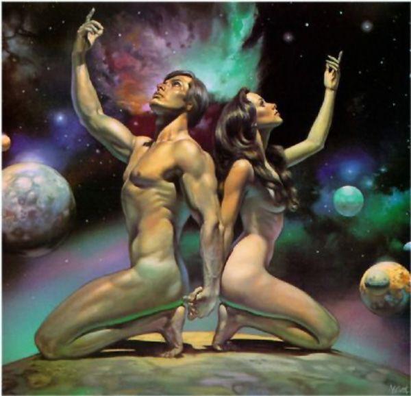 Es la unión pura y espiritual, en cuerpo y alma, de dos seres cuya energía, previamente equilibrada en el interior, se complementa para vivir la Unidad y el equilibrio perfecto en la dualidad de es…