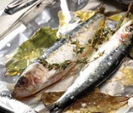 Receta Sardinas en papillote (Esc. de cocina Tmx) por Thermomix® - Receta de la…