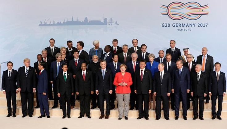 Which countries are G20 members?      Argentina     Australia     Brazil     Canada     China     France     Germany     India     Indonesia     Italy     Japan     Mexico     Russia     South Africa     Saudi Arabia     South Korea     Turkey     United Kingdom     United States of America     The European Union, represented by the European Council  2017 Hamburg Germany