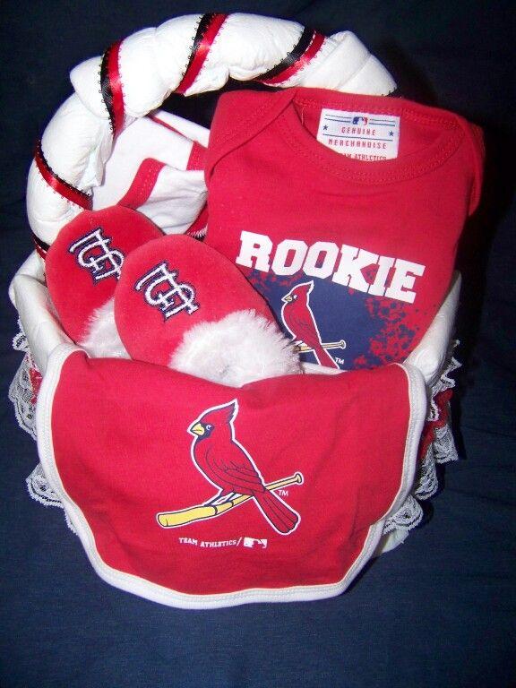 81 Best St Louis Cardinals Baby Images On Pinterest St