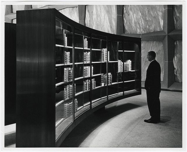 SOM, Beinecke Rare Book and Manuscript Library. Yale University. New Haven 1963  by gordon bunshaft