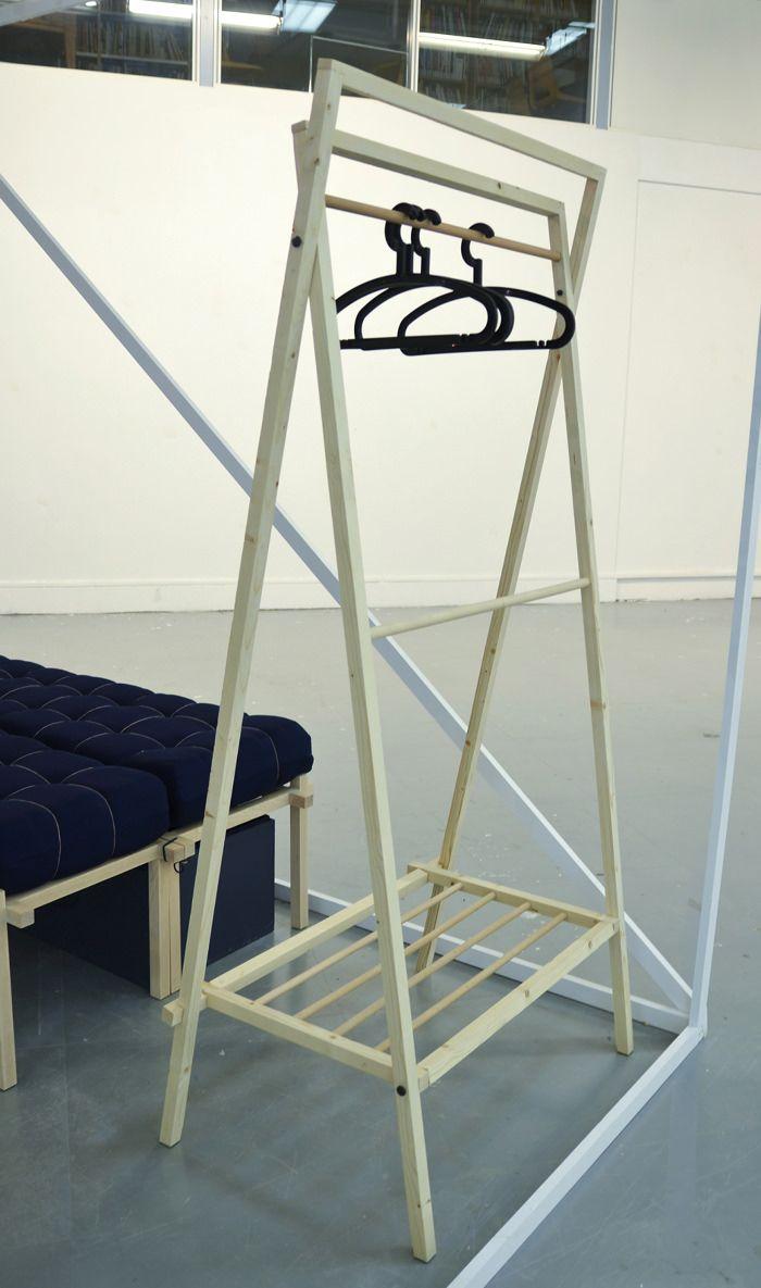 die besten 25 mobiler kleiderst nder ideen auf pinterest. Black Bedroom Furniture Sets. Home Design Ideas