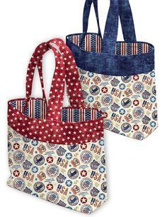 Northcott Tote Bags