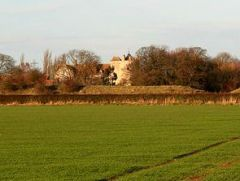 Somerton Castle - Boothby Graffoe, Lincolnshire, England