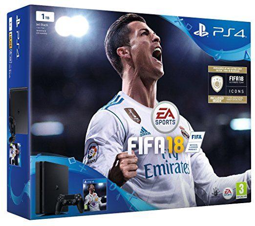 Ik speel graag FIFA 18 op de Playstation 4