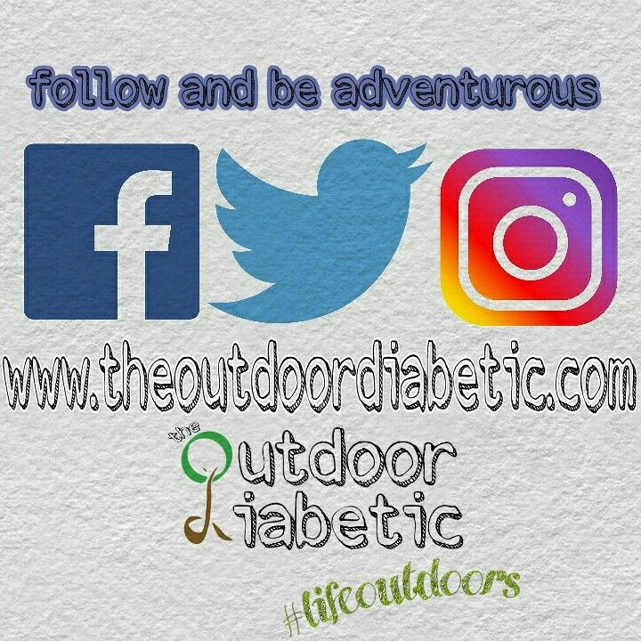 For a #community of outdoor #diabetics, video #blogs and future #events follow my #Facebook page www.facebook.com/theoutdoordiabetic  #diabetes #t1d #lifeoutdoors #adventure #insulin #facebookpage #skydiving #scubadiving #hikingadventures #rockclimbing