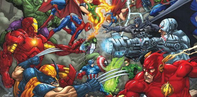 Ecco tutti i film di supereroi in uscita fino al 2020