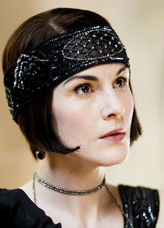 Lady Mary. Downton Abbey Season six costume ♡ teaspoonheaven.com: