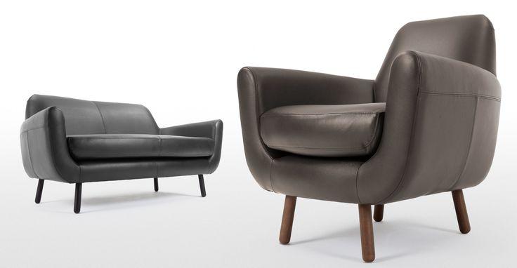 Jonah 2-Sitzer Sofa, Leder in Braun - MADE.COM Jetzt bestellen unter: https://moebel.ladendirekt.de/wohnzimmer/sofas/2-und-3-sitzer-sofas/?uid=8b6be3d5-cbf6-55a6-bfa3-489724f68c2d&utm_source=pinterest&utm_medium=pin&utm_campaign=boards #sofas #3sitzersofas #2sitzer #wohnzimmer