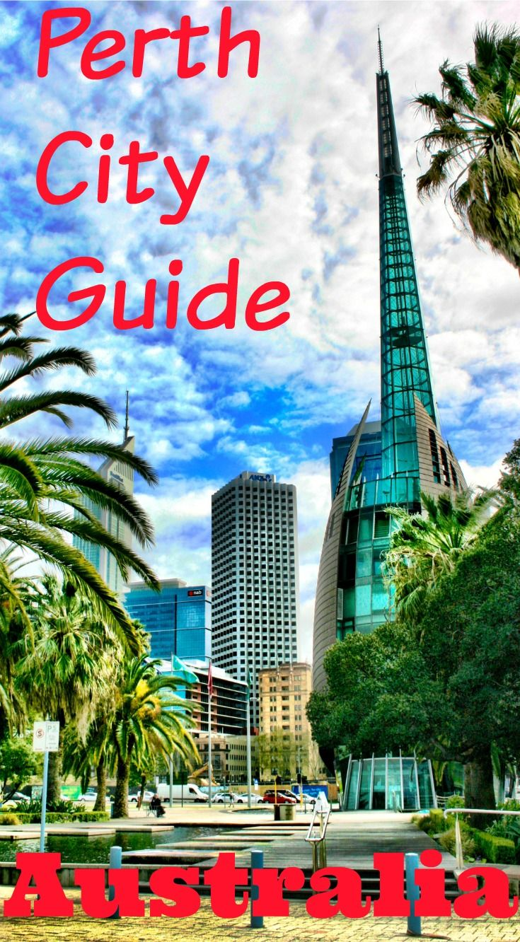 A Perth City Guide with all you need to know about things to do in the Western Australia capital as well as where to stay, where to eat and useful travel information on Perth.