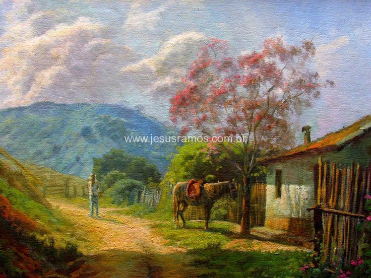 Camino a Casa del Tío Oswaldo (1980)