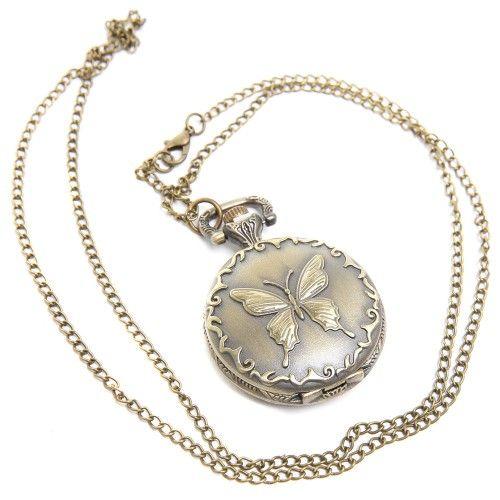 Reloj de bolsillo steampunk - Crazy in Love