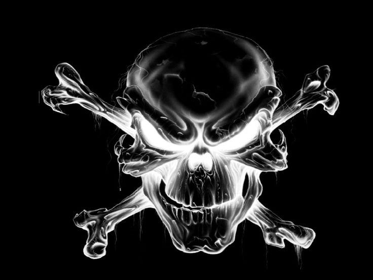 Harley Davidson Logo And Skull Wallpaper On Pinterest