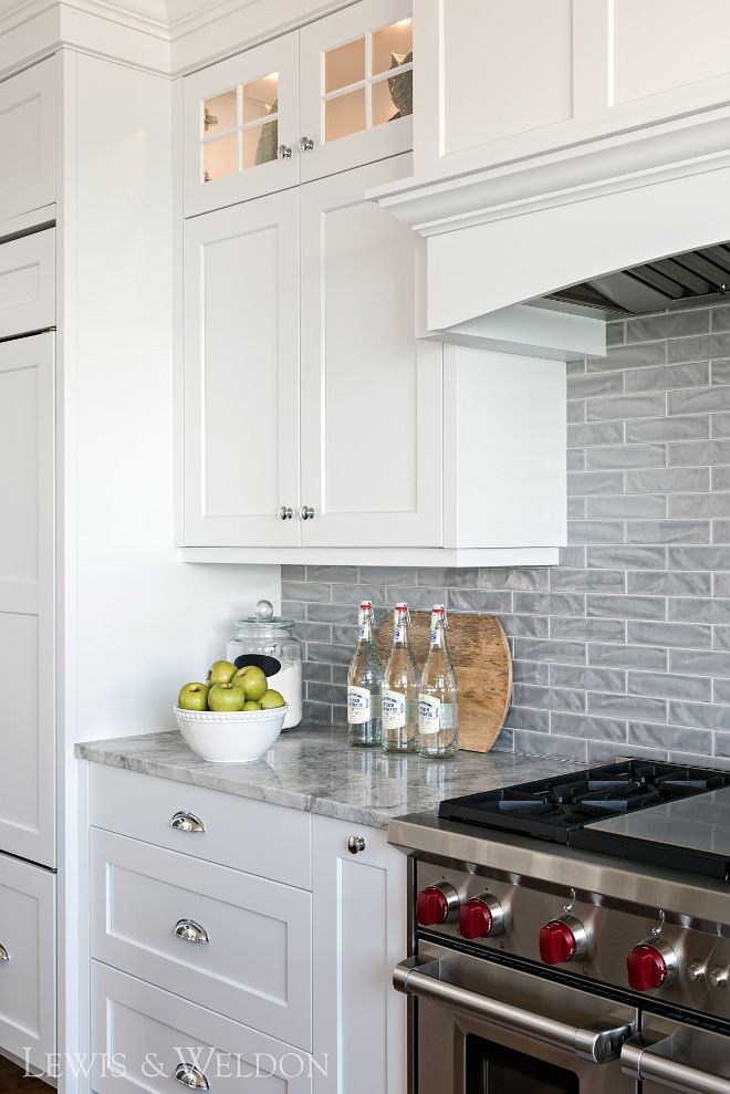 Unique Shaker style cabinet Shaker kitchen cabinet Cabinet paint color is Benjamin Moore PM