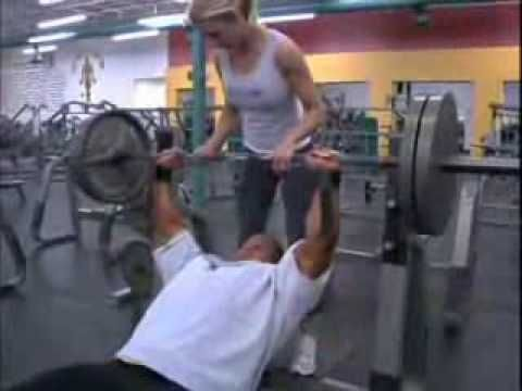Jay Cutler Chest Workout