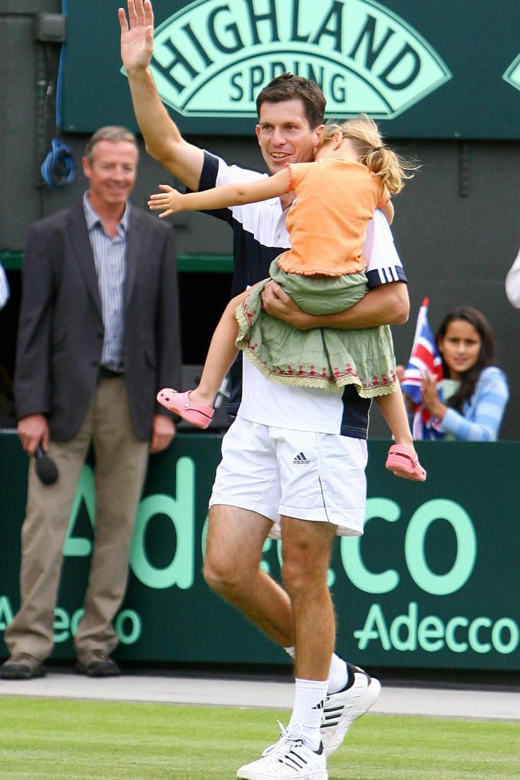Tim Henman On Why He Feels 'Very Lucky' He Can Spend As Much Time As Possible With His Daughters