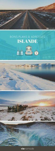 Que faire et que voir en Islande: le information