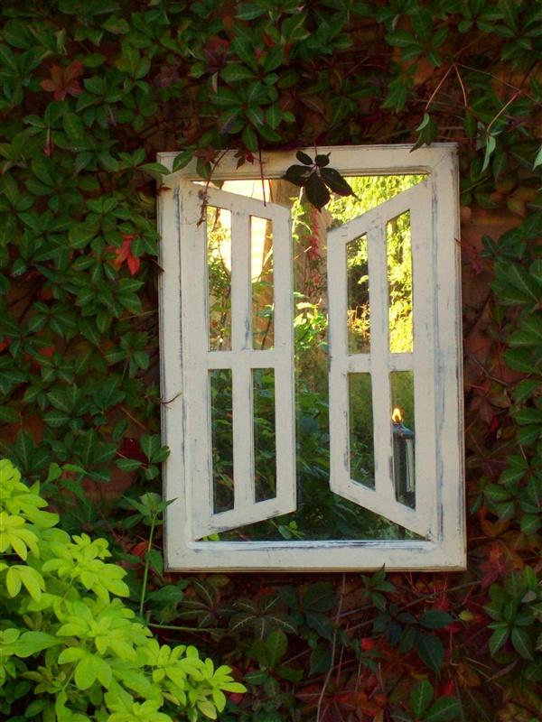 les 22 meilleures images du tableau miroirs de jardin sur pinterest miroirs de jardin miroirs. Black Bedroom Furniture Sets. Home Design Ideas