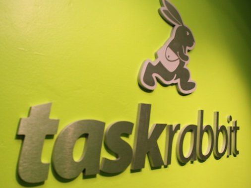 TaskRabbit knows that people will pay to farm out easy but tedious tasks