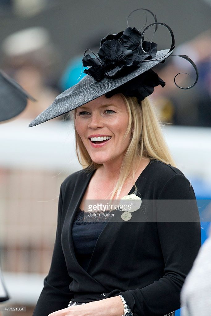Autumn Phillips attends the first day of The Royal Ascot race meeting, on June 16th, 2015 in Ascot, England.  (Photo by Julian Parker/UK Press…